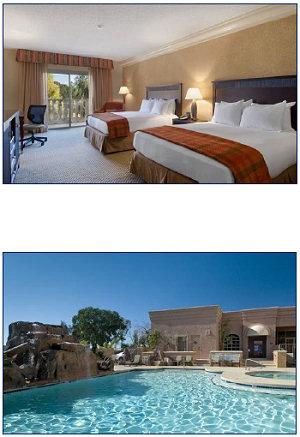 The Hilton Phoenix Mesa AZ